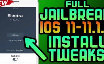 electra-jailbreak ipa download