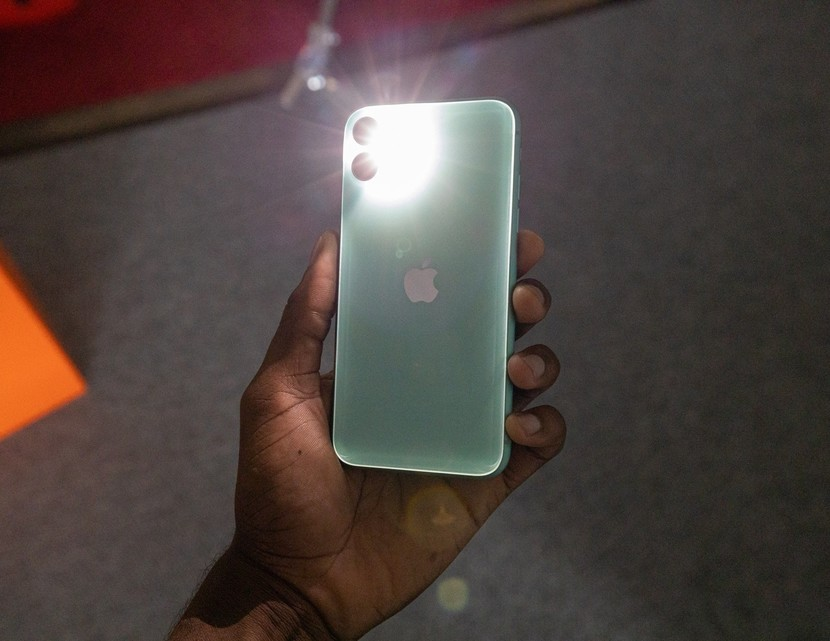 How to Turn ON Flashlight on iPhone 11 Pro Max, 11 Pro or iPhone 11